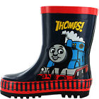 Boys SIZE 5 - 10 THOMAS THE TANK ENGINE Rubber Wellies Wellington Boots Welly