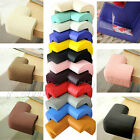 4 Pcs Soft Baby Safety Corner Edge Cushion Desk Table Cover Protector Pads Child