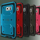 Protective Tough Hybrid Armor Phone Cover Case for Samsung Galaxy S6 Edge+ Plus