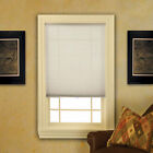 Cordless Linen Look Pleated Shades - 4 Colors