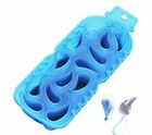 Tulz Silicone Flip Flops Icicles Ice Mold Chocolates Soap Beach Gift Free Ship