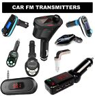 FM transmitter wireless Car Audio MP3 Radio Music for Mobile iPhone iPod Samsung