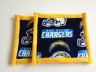 NFL Football Table Pad Coaster New Orleans San Diego Steelers New York Giants