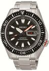 Seiko Stargate II Automatic 200m Divers Black Dial Men's Watch SRP495K1