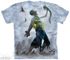 The Mountain ZOMBIE SCRAPS Adult Men T-Shirt S-2XL Short Sleeve