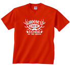 Father of The Groom Groom's Crew Antlers Wedding Bachelor Party Vegas T-Shirt