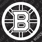 Boston Bruins car truck vinyl decal sticker NHL Hockey $11.99 USD on eBay