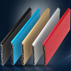 external battery for tablets - Portable Ultrathin Slim 50000mAh External Battery Charger Power Bank for Phone