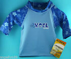 Billabong  XCEL Baby Boys Girls UPF 50+ Wet Swim Surf Shirt  Rashie 1 2 3 4 or 5