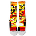 Nike Elite socks custom Cheetos Flamin Hot