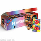 EXS Flavoured Condoms - Available in 6, 12, 24, 36, 48 or 100 packs