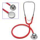 New Medical Dual Head Stethoscope for Nurse Doctor Vet Health - Blue PS