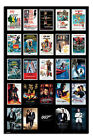 James Bond 007 Movie Posters & Spectre Poster New - Maxi Size 36 x 24 Inch $14.73 CAD