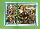 #D215. 1974  SCANLENS CHOPPERS & HOT BIKES CARD #57  SUZUKI 500