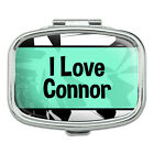 name of diuretic pills - Rectangle Pill Case Trinket Gift Box I Love Heart Name Ca-Dy