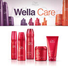Wella Professional BRILLIANCE Shampoo/ Conditioner/ Styling for COLOURED HAIR