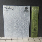 """Anna Griffin Embossing A2 Folder 4.25"""" x 5.50"""" with Matching Border 1.25""""x 5.75"""""""