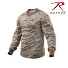 Rothco Military Tactical Hunting Long Sleeve Camo T-Shirts
