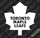 Toronto Maple Leafs car truck vinyl decal sticker NHL Hockey $5.99 USD on eBay
