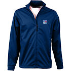 Antigua Men's New York Rangers Golf Jacket
