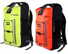 Overboard High Viz Visibility Waterproof Backpack Cycling, Bike, Hike 20L or 30L