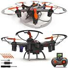 JJRC RC I6S Axis LCD Display RTF Quadcopter RTF Drone With  HD Camera TOY gift