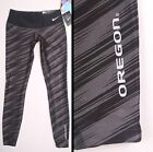 NWT Womens NIKE OREGON DUCKS Legend 2.0 gym workout pants tight leggings XS-XL