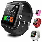 NEW Bluetooth Smart Wrist Watch Phone Mate For Android&IOS Remote camera, Selfie