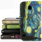 For Huawei Union Phone Case - Flip Wallet Pouch Design Cover + Screen Protector