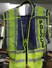 Smith & Wesson SVMP021 Split Tape Law Enforcement Safety Vest Police Blue