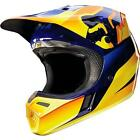 FOX V3 FLIGHT MX/MOTORCROSS HELMET - 2015 MODEL RUNOUT SPECIAL!!!