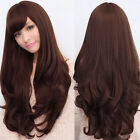 New Sexy Women Fashion Long Wavy Curly Hair Cosplay Costume Party Full Wig/Wigs