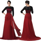 Mother of The Bride Dress Formal Evening Dress Long Mermaid Masquerade Ball Gown