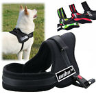 dog harnesses for pulling - For Husky Pitbull Tough Sled Pulling Padded Large Dog Harness Collar Extra Large