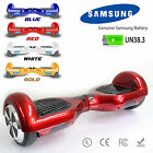 Smart Self Balancing Scooter Hoverboard with LED Lights Samsung Battery