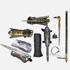 Assassins Creed Syndicate Lama Phantom 1*4*5*6 Hidden Blade Gauntlet Cosplay