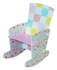 childrens pink rocking chair