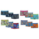 4 Kidz Boys Boxers Kids 3 Pack Of Mixed Style Shorts Pant New Age 2-13 Years