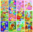 x40 BIRTHDAY PARTY GOODIE BAGS ~ LOOT TREAT GIFT CANDY BAG - PLASTIC CELLO BAG