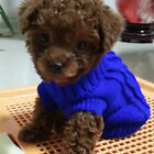 N Pet Dog Puppy Cat  Warm Sweater Clothes Winter Apparel Costumes Size S M L XL
