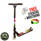 Madd Gear VX6 MGP Nuked Pro Complete Stunt Scooter, 4 Colours **FREE STUFF**
