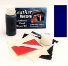 Leather & Vinyl Repair Kit & 1 oz Ready to Use Color Fix Car Couch Tear Cut Rip