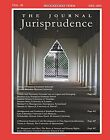 NEW The Journal Jurisprudence, Vol 28 by Dr Aron Ping D'Souza