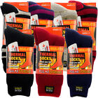 Women's Polar Extreme Brushed Thermal 7x Warmer Insulated Winter Boot Socks Heat