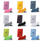 Custodia Smart Cover Back Case Apple iPad 2/3/4, Mini, Mini 4 ,Air e Air2 mini4