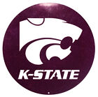 KANSAS STATE WILDCATS Steel Scenic Art Wall Design