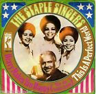 """THE STAPLE SINGERS - Heavy Makes You Happy / This Is A Perfect World (7""""-SINGLE)"""
