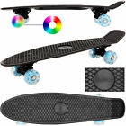 22 Retro Board Skateboard Cruiser Komplettboard Minicruiser Street Old School