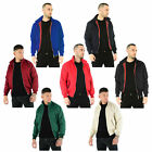 HARRINGTON JACKETS MENS WOMENS UNISEX CLASSIC RETRO SCOOTER BOMBER MOD COAT TOPS