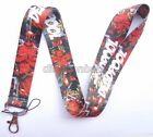 Lot anime Deadpool Mobile Cell Phone Lanyard Neck Straps Party Gifts E-10